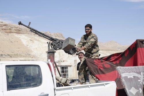 L'armée syrienne et les rebelles observe tant bien que mal l'accord de cessez-le-feu. Crédit: Getty Images/bwb-Studio